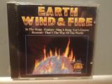 EARTH,WIND & FIRE - LIVE USA(1992/ LSD/ GERMANY) - CD NOU/SIGILAT/ORIGINAL/POP