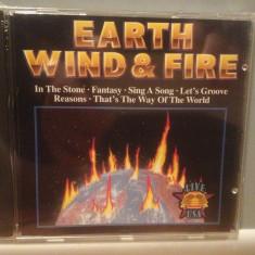 EARTH, WIND & FIRE - LIVE USA(1992/ LSD/ GERMANY) - CD NOU/SIGILAT/ORIGINAL/POP - Muzica R&B Altele