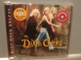 DIXIE CHICKS - WIDE OPEN SPACES(1998/ SONY /UK) - CD NOU/SIGILAT/ORIGINAL/POP, sony music