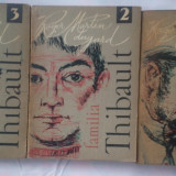 (C320) ROGER MARTIN DU GARD - FAMILIA THIBAULT (3 VOL.) - Roman, Anul publicarii: 1962