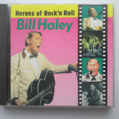 Bill Haley - Heroes Of Rock'n Roll _ CD, EU - Muzica Rock & Roll Altele