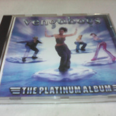 CD VENGOBOYS THE PLATINUM ALBUM - Muzica Dance