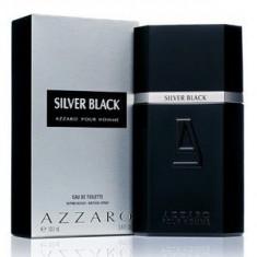 Azzaro Silver Black EDT 100 ml pentru barbati - Parfum barbati Azzaro, Apa de toaleta