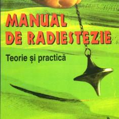 MANUAL DE RADIESTEZIE - Rene Lacroix a L'Henri - Carte Medicina alternativa