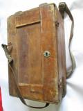 RARISIMA!NIVELA UNIVERSALA SUSS NANDOR BUDAPEST 1933 IN CUTIA ORIGINALA DIN LEMN