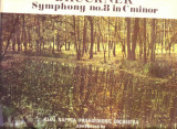Vinil Anton Bruckner Simfonia nr.8 in Do major, electrecord