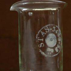 Sticlarie laborator, pahar Berzelius 50ml