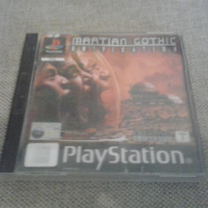 Martian Gothic Unification - PS1 ( GameLand), Actiune, Toate varstele, Single player