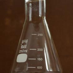Sticlarie laborator, masura volumetrica toi 250ml JENA GLAS - DURAN