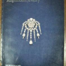 Bijuterii, Catalog Licitatii Shothebys, New York 1996 - Carte Istoria artei
