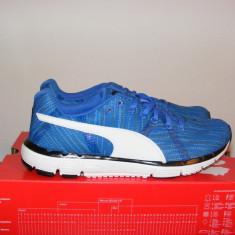 Adidasi Puma Bravery Trainers Mens nr. 42 - Tenisi barbati Puma, Culoare: Albastru, Textil