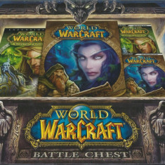 World of Warcraft Battlechest - Jocuri PC Electronic Arts, Role playing, 16+, Single player