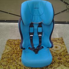 Blue Nania, scaun auto copii (9 - 36 kg), 1-2-3 (9-36 kg), In sensul directiei de mers