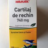 Cartilaj de Rechin, Walmark, 740 mg, 100 capsule