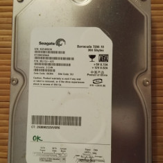 HDD PC Seagate 360Gb Sata - Hard Disk Seagate, 200-499 GB, Rotatii: 7200