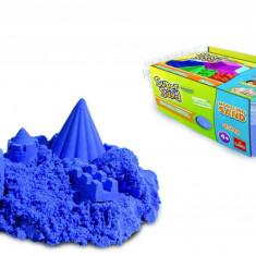 Nisip de joc albastru, Goliath 450g