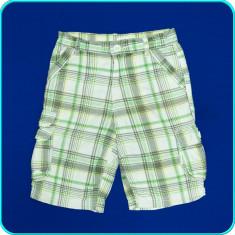 Pantaloni scurti, bumbac 100%, frumosi, F&F _ baieti | 7 - 8 ani | 128, Marime: Alta, Culoare: Multicolor