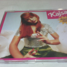 CD KAJSA-ANGEL EYE ORIGINAL - Muzica House