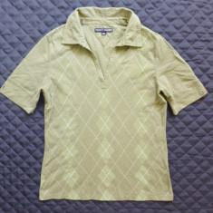 Tricou Tommy Hilfiger; marime L, vezi dimensiuni exacte; impecabil - Tricou dama, Marime: L, Culoare: Din imagine, Maneca scurta