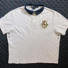 Tricou Polo by Ralph Lauren New York Finest Quality; XL, vezi dimensiuni - Tricou barbati, Culoare: Din imagine, Maneca scurta