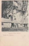 SALUTARI DIN ROMANIA , MANASTIREA PESTERA (PRAHOVA)  CALUGAR  CLASICA, Necirculata, Printata