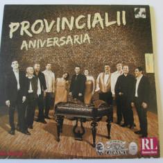 CD NOU PROVINCIALII ALBUMUL ANIVERSARIA 2011 - Muzica Lautareasca