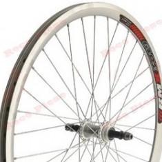 Roata bicicleta 26 inch spate (janta dubla) - Piesa bicicleta