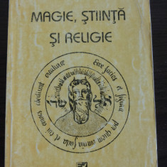MAGIE, STIINTA SI RELIGIE - Bronislaw Malinowski - Editura Moldova, 1993, 149 p. - Carte paranormal