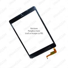 Touchscreen digitizer sticla geam Vonino Sirius QS Panglica maro PB