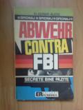 N1 Vladimir Alexe - Abwehr contra FBI