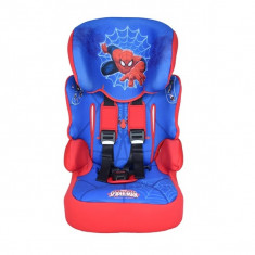 Scaun copil AUTO NANIA SPIDER MAN (9-36KG) - Scaun auto copii Nania, 1-2-3 (9-36 kg), Isofix