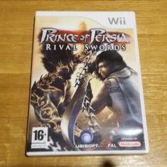 Wii Prince of Persia Rival swords - joc original PAL by WADDER - Jocuri WII Ubisoft, Actiune, 16+, Single player