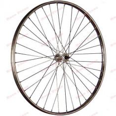 Roata bicicleta 28 1-3/8 inch fata - Piesa bicicleta