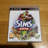 PS3 The Sims 3 Pets - joc original by WADDER