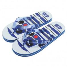Slapi flip-flops Star Wars - Slapi copii, Baieti, Marime: 28, Albastru