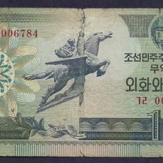 COREEA DE NORD 10 WON 1988 [14] P-29 - bancnota asia