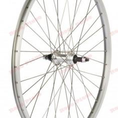 Roata bicicleta 26 inch spate (janta simpla) - Piesa bicicleta