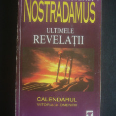 PETER LEMESURIER - NOSTRADAMUS, ULTIMELE REVELATII