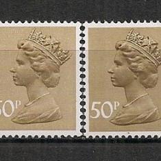 Anglia.1977 Regina Elisabeth II SA.356 - Timbre straine, Nestampilat
