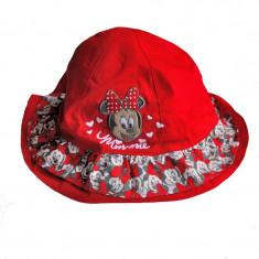 Palarioara de vara Minnie rosie - Palarie Copii