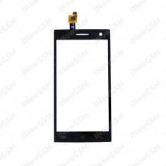 Touchscreen digitizer geam sticla Serioux Amber X501 - Touchscreen telefon mobil