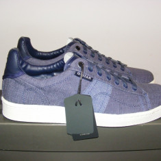 Adidasi G Star Brag WC Denim Trainers nr. 41 - Adidasi barbati G Star, Culoare: Din imagine, Textil