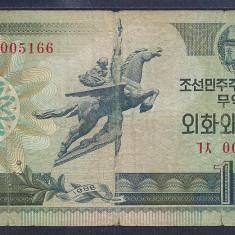 COREEA DE NORD 10 WON 1988 [17] P-29 - bancnota asia