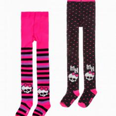 Set de 2 perechi de ciorapi Monster High - Ciorapi Copii