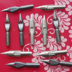 Lot 11 bucati - penita / penite diverse modele !!!