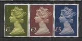 Anglia.1977 Regina Elisabeth II  SA.357, Nestampilat