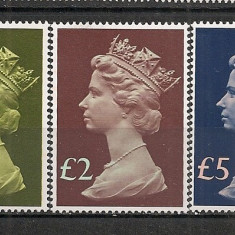 Anglia.1977 Regina Elisabeth II SA.357 - Timbre straine, Nestampilat