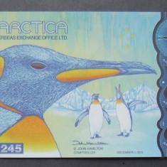 ANTARCTICA 2015 - BANCNOTA 1 DOLAR (UNC) - BC 34
