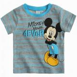 Tricou Disney Mickey Mouse gri