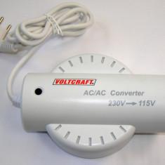 Convertor tensiune Voltcraft IVC 230V/115V(717) - Transformator